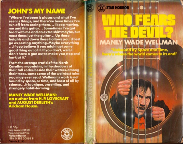 who fears the devil cover
