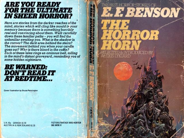 horror horn