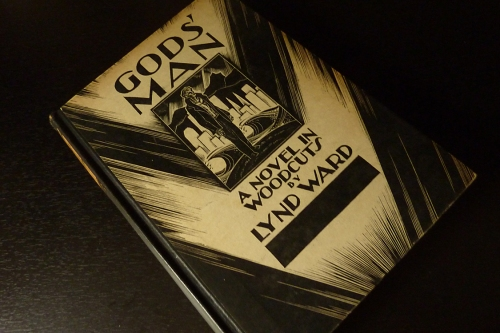 gods' man lynd ward cover