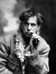 young aleister crowley, cyril grey