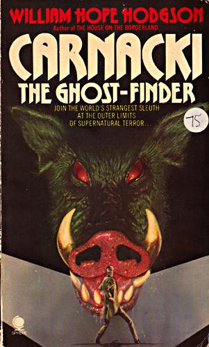 william hope hodgson, carnacki the ghost finder
