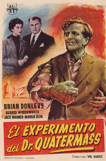 quatermass experiment - when churchyards yawn