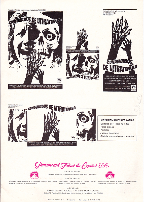 tales from the crypt - spanish pressbook back - whenchurchyardsyawn