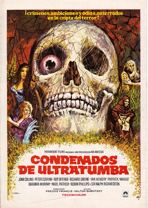 tales from the crypt - spanish pressbook - whenchurchyardsyawn