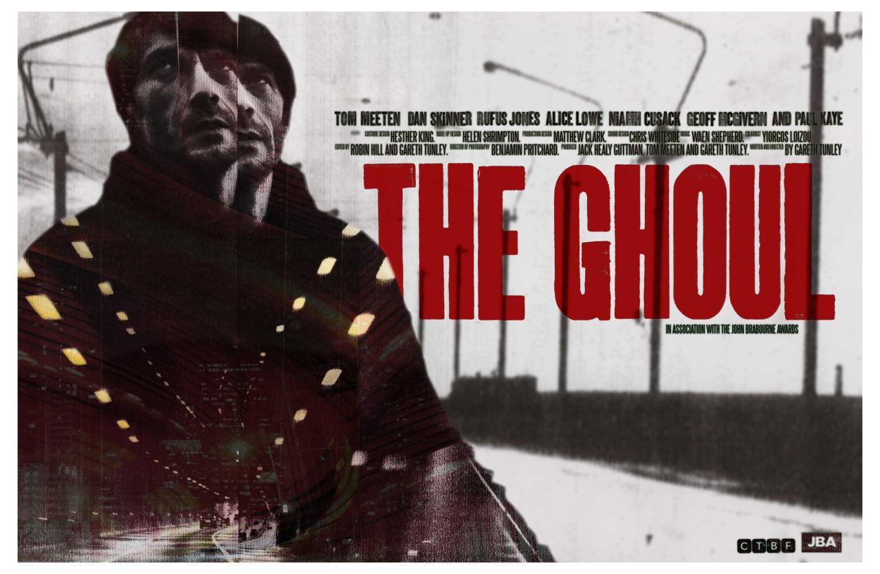 The Ghoul, Gareth Tunley, Tom Meeten