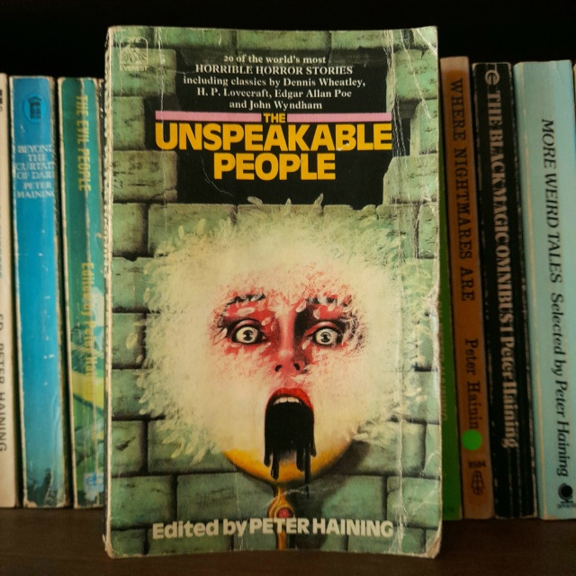 the unspeakable people - peter haining