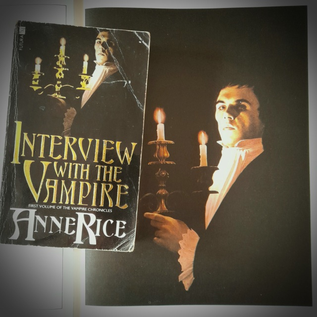 Echoes of Terror - Gordon Crabb - Interview with the vampire - anne rice